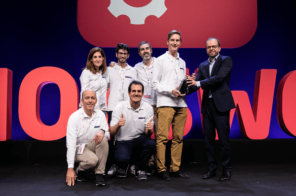 IoTSWC 2019 Awards given to solutions by Eiffage- Bioservo, Cartesiam.ai-éolane, Zyfra-Suek and GFT, ADUK GmbH