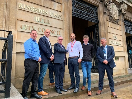 Connexin and Cisco deliver UK's first purpose-built Smart City Operating System for Hull City Council, ADUK GmbH