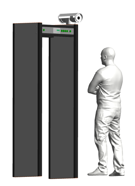 Body Temperature Monitoring System, ADUK GmbH