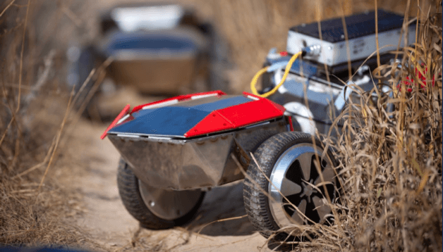 Scout 'Turtle' Drone, ADUK GmbH