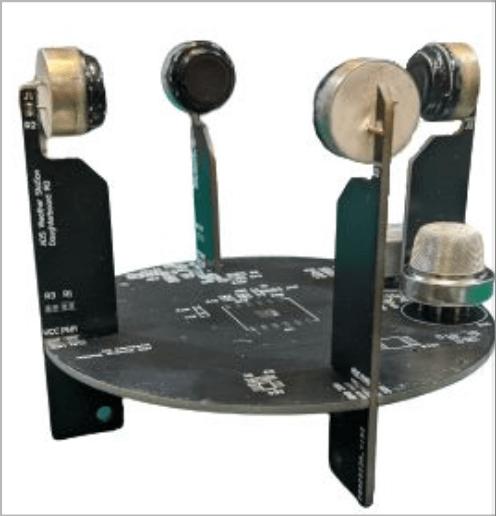 Ultrasonic Weather Station, ADUK GmbH