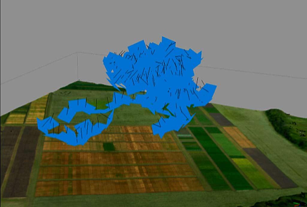 Agriculture Sensor Array Geo Camera