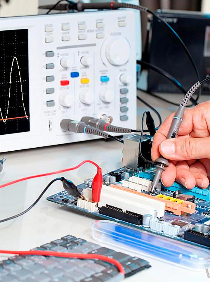 Smart Electronics Engineering Service. Firmware, Software & Hardware Development