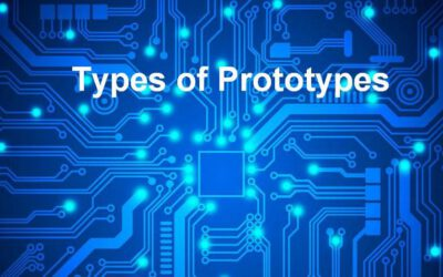 Types of Prototypes I What Types of Prototyping Are There?