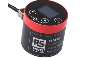 RS Components launches low-cost, high-performance IR temperature sensor to fit in small spaces