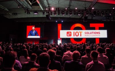 IoTSWC to showcase the best start-ups in the Internet of Things in a new area