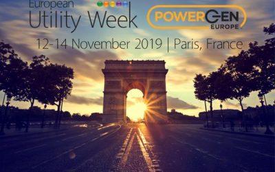 Decarbonisation targets in focus at European Utility Week and POWERGEN Europe in France in November
