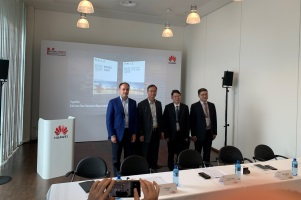 ZPMC, Vodafone, China Mobile and Huawei jointly release 5G Smart Port White Paper, ADUK GmbH