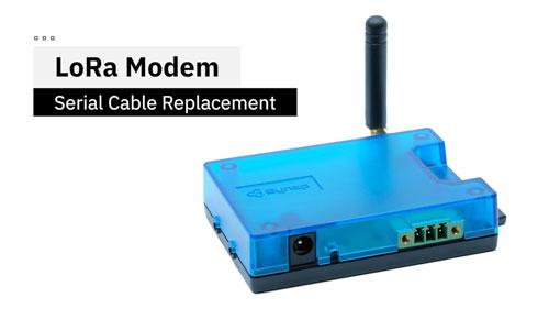 Synap Wireless IoT: LoRa modem device on Kickstarter